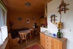 Einfach eingerichtetes kleines Ferienhaus ohne Luxus .-)